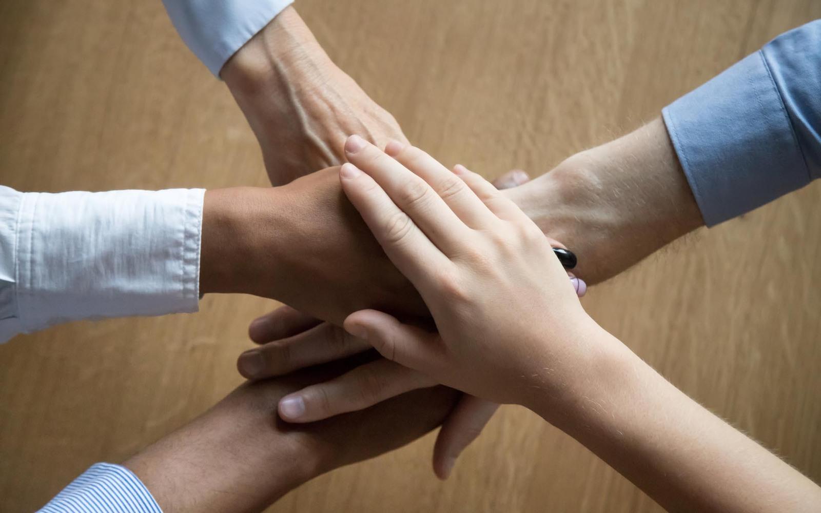 dipendenti coinvolti lavorano in team